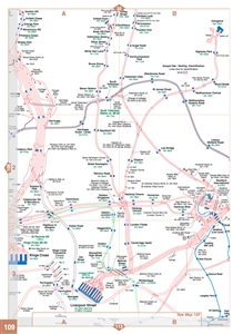 Map Of Uk Mainland.Quail Track Diagrams By Trackmaps Railway Track Trackatlas Of